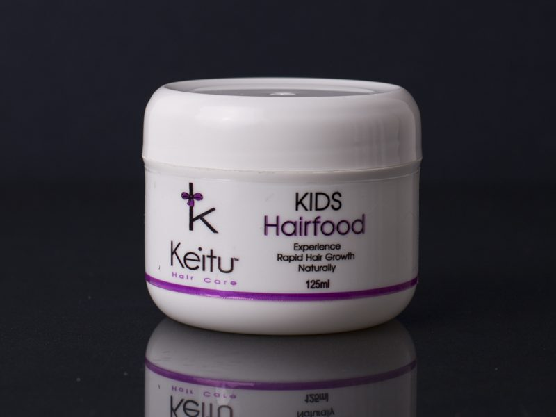 keitu kids hair food