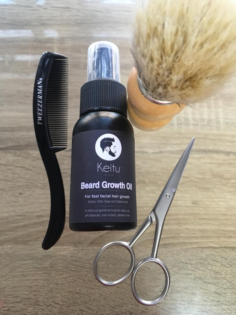 beared oil